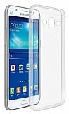 Eiroo Protection Samsung Galaxy J5 360 Derece Koruma Şeffaf Silikon Kılıf