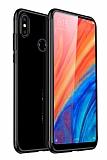Eiroo Radiant Xiaomi Mi A2 Lite Siyah Kenarlı Şeffaf Silikon Kılıf