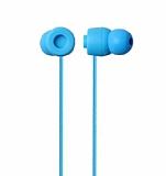 Eiroo Rainbow Mavi Mikrofonlu Kulakiçi Kulaklık