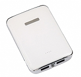 Eiroo RB-188 7800 mAh Powerbank Beyaz Yedek Batarya