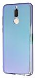Eiroo Reflection Huawei Mate 10 Lite Tam Kenar Koruma Yeşil Rubber Kılıf
