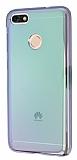 Eiroo Reflection Huawei P9 Lite Mini Tam Kenar Koruma Yeşil Rubber Kılıf