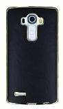 Eiroo Rind LG G4 Siyah Silikon Kılıf