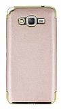 Eiroo Rind Samsung Galaxy Grand Prime / Prime Plus Rose Gold Silikon Kılıf