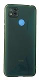 Eiroo S Line Xiaomi Poco C3 Yeşil Silikon Kılıf