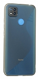 Eiroo S Line Xiaomi Poco C3 Gri Silikon Kılıf