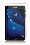Eiroo Samsung Galaxy A 7.0 2016 Tempered Glass Tablet Cam Ekran Koruyucu