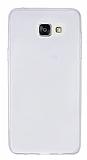 Eiroo Samsung Galaxy A5 2016 Ultra İnce Şeffaf Silikon Kılıf