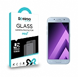 Eiroo Samsung Galaxy A5 2017 Tempered Glass Cam Ekran Koruyucu