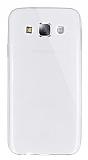 Dafoni Aircraft Samsung Galaxy E5 Ultra İnce Şeffaf Silikon Kılıf