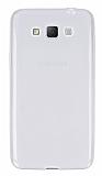 Samsung Galaxy Grand Max Ultra İnce Şeffaf Silikon Kılıf