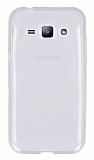Samsung Galaxy J1 Ultra İnce Şeffaf Silikon Kılıf