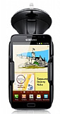 Eiroo Samsung Galaxy Note Serisi Siyah Araç Tutucu