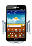 Eiroo Samsung Galaxy Note Serisi Gri Ara� Tutucu