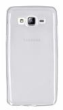 Samsung Galaxy On5 Ultra İnce Şeffaf Silikon Kılıf