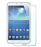 Eiroo Samsung Galaxy Tab 3 8.0 Tempered Glass Tablet Cam Ekran Koruyucu