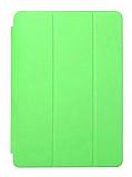 Eiroo Samsung Galaxy Tab 3 Lite 7.0 Slim Cover Yeşil Kılıf