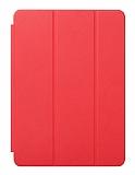 Eiroo Samsung Galaxy Tab 3 Lite 7.0 Slim Cover Kırmızı Kılıf