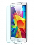 Eiroo Samsung Galaxy Tab 4 7.0 Tempered Glass Tablet Cam Ekran Koruyucu