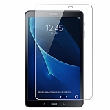 Eiroo Samsung Galaxy Tab A 2016 T580 Tempered Glass Tablet Cam Ekran Koruyucu