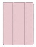 Eiroo Samsung Galaxy Tab A 8.0 T290 Slim Cover Rose Gold Kılıf