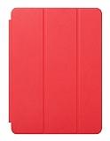 Eiroo Samsung Galaxy Tab A 8.0 T290 Slim Cover Kırmızı Kılıf