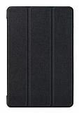 Eiroo Samsung Galaxy Tab A 8.0 T290 Slim Cover Siyah Kılıf