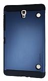 Eiroo Samsung Galaxy Tab S 8.4 Ultra Koruma Lacivert Kılıf