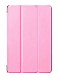 Eiroo Samsung Galaxy Tab S4 T830 10.5 Slim Cover Pembe Kılıf