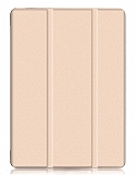 Eiroo Samsung Galaxy Tab S5e SM-T720 Slim Cover Gold Kılıf