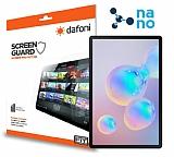 Dafoni Samsung Galaxy Tab S6 T860 Nano Glass Premium Tablet Cam Ekran Koruyucu