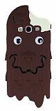 Samsung Galaxy Grand �ikolatal� Eriyen Dondurma Silikon K�l�f