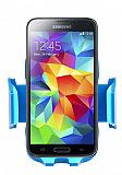 Eiroo Samsung i9500 Galaxy S4 Mavi Ara� Tutucu