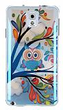 Eiroo Samsung N9000 Galaxy Note 3 Parlak Bayku� Silikon K�l�f