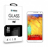 Eiroo Samsung N9000 Galaxy Note 3 Tempered Glass Cam Ekran Koruyucu