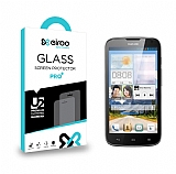 Eiroo Huawei Ascend G610 Tempered Glass Cam Ekran Koruyucu