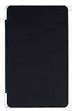 Eiroo Samsung T560 Galaxy Tab E Slim Cover Siyah Kılıf