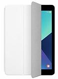 Eiroo Samsung T820 Galaxy Tab S3 9.7 Slim Cover Beyaz Kılıf
