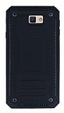 Eiroo Screwed Power Samsung Galaxy J7 Prime Ultra Koruma Siyah Kılıf