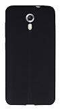 General Mobile Android One / General Mobile GM 5 Deri Desenli Ultra İnce Siyah Silikon Kılıf