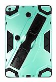 Eiroo Sheathing iPad Air / Air 2 Kalemlikli Ultra Koruma Yeşil Kılıf