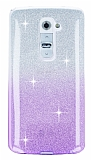 Eiroo Sheenful LG G2 Mor Silikon K�l�f