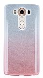 Eiroo Sheenful LG V10 Pembe Silikon Kılıf