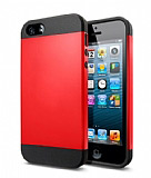 Eiroo Slim Power iPhone 4 / 4S K�rm�z� K�l�f