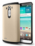 Eiroo Slim Power LG G3 Gold Kılıf