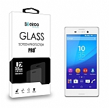 Eiroo Sony Xperia C4 Tempered Glass Cam Ekran Koruyucu