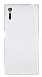 Sony Xperia XZ Ultra İnce Şeffaf Silikon Kılıf