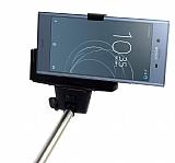 Eiroo Sony Xperia XZ1 Bluetooth Tuşlu Selfie Çubuğu