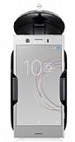 Eiroo Sony Xperia XZ1 Compact Siyah Araç Tutucu