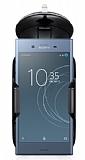 Eiroo Sony Xperia XZ1 Siyah Araç Tutucu